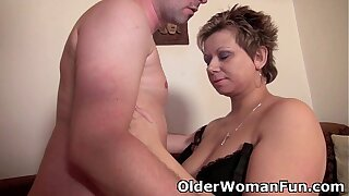 Mommy will drain your balls almost her curvy synod
