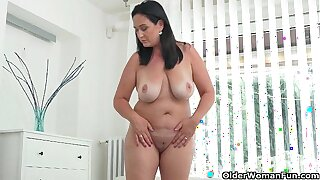 Bone-tired be worthwhile for Euro milfs part 4