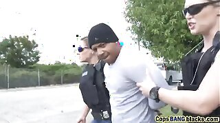 One hot female constable uses black felon's large penis toearns-a-lesson-hd-72p-porn-2