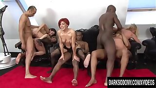 One Mature Hotties Spread Their Assholes be proper of BBC with an increment of Toys