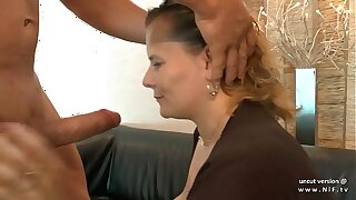Second-rate bbw french mature sodomized double penetrated fisted n facialized