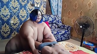 AfricanChikito gets fucked by one of will not hear of fans He Couldn't handle my fat Ass... Full video available on Xred and Pre-order WhatsApp  2348166880293 to get d Full Video