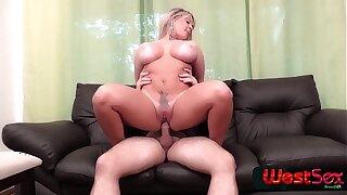Loirinha linda que gosta doll-sized cu - Cibelle Mancinni - Frotinha Porn Star -  -  -