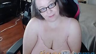 Naughtylilblue Part 3 on Chaturbate **Shows Huge Tits**