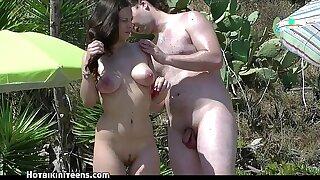 Nudist Milfs Denuded Beach Voyeur Spy Cam HD Video III