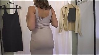 Mom And Lassie Dressing Room Sex