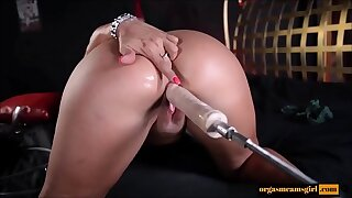 Milf fucking by sexual congress machine - Watch more on orgasmcamsgirl.com