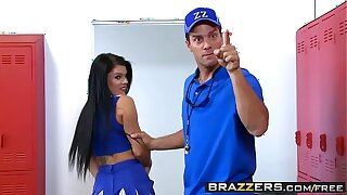 Brazzers - Big Tits at Trainer - (Peta Jensen), (Ramon) - One Wet Cheerleader