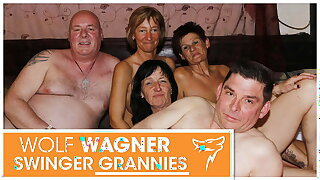 Ugly mature swingers have a fuck fest! Wolfwagner.com