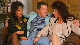 German Groupsex Party from 1985 - Mega geile Weiber